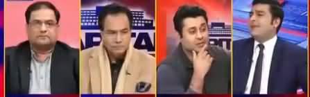 Heated Debate Between Barrister Ehtisham And Naveed Chaudhary