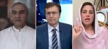Heated Debate Between Zartaj Gul And Chaudhry Manzoor