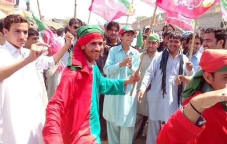 High Court Stopped PMLN Govt From Arresting PTI Workers on Long March