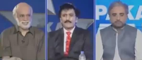 Hilarious Parody of Haroon Rasheed on Pak Tv Comedy Show