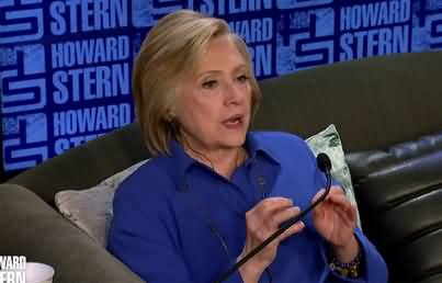 Hillary Clinton Says Pakistan Is Being Run By Military And Intelligence Agencies