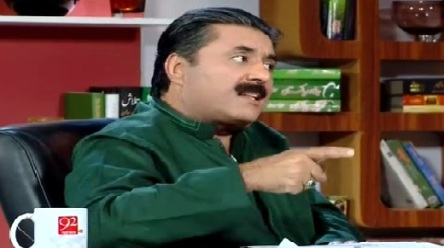 Himaqatain (Aftab Iqbal Comedy Show) On 92 News – 20th April 2015