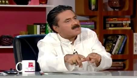 Himaqatain (Aftab Iqbal Comedy Show) On 92 News – 25th May 2015
