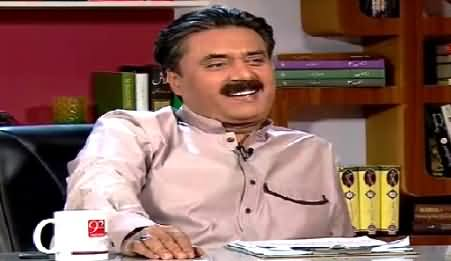 Himaqatain Aftab Iqbal Comedy Show on 92 News– 27th May 2015