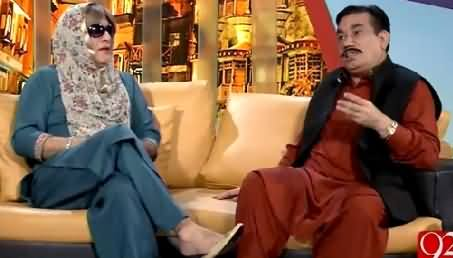 Himaqatain (Aftab Iqbal Comedy Show) on 92 News – 3rd June 2015