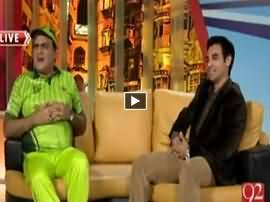 Himaqatain (Aftab Iqbal Comedy Show) on Channel 92 News - 4th March 2015