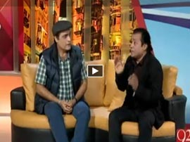 Himaqatain (Aftab Iqbal's Comedy Show) on Channel 92 News - 11th March 2015