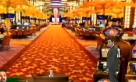 History, Services and Inside View of Moin Khan's Favourite Casino by Express News