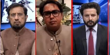Ho Kya Raha Hai (Kashmir Election, PMLN Vs PTI Vs PPP) - 8th July 2021