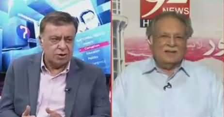 Ho Kya Raha Hai (Nawaz Sharif's Politics) – 20th June 2018