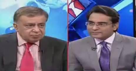 Ho Kya Raha Hai (Nawaz Sharif Vs Asif Zardari) – 1st May 2018