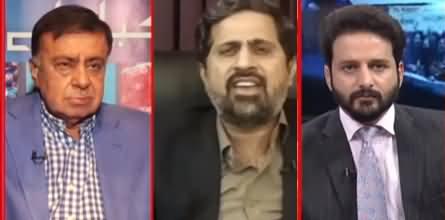 Ho Kya Raha Hai (PDM Jalsa in Karachi, Captain Safdar Arrest) - 19th October 2020