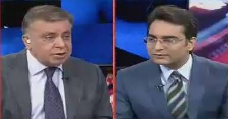 Ho Kya Raha Hai (Sharif Family Mein Ikhtilafat) – 19th September 2017