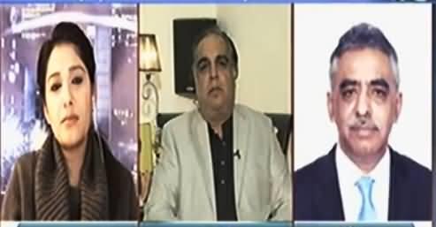 Hot Debate Between Imran Ismail & Muhammad Zubair on Panama Case