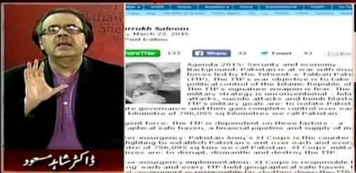 How Our Politicians Convert Black Money Into White - Listen By Dr. Shahid Masood