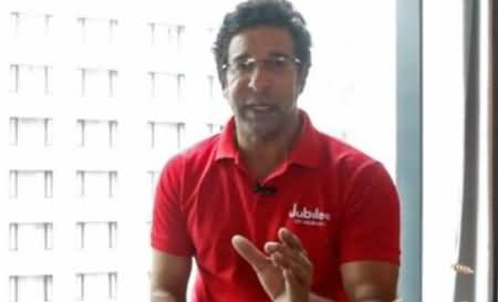 How Pakistani Team Can Win From South Africa, Waseem Akram Giving Some Special Tips