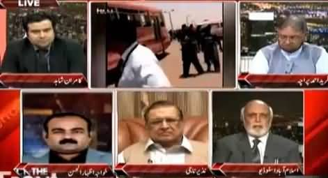 How Peace Can Be Established in Karachi, Watch Haroon Rasheed's Analysis