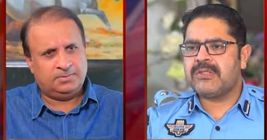 How & Why Zahir Jaffar Killed Noor? SSP Investigation Shares Full Story in Interview with Rauf Klasra