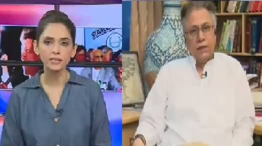 Hum Dekhain Gaay (Hassan Nisar Exclusive Interview on Current Issues) – 18th June 2016