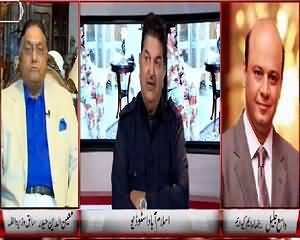 Hum Dekhain Gaay (Power Game in Sindh) – 8th July 2015