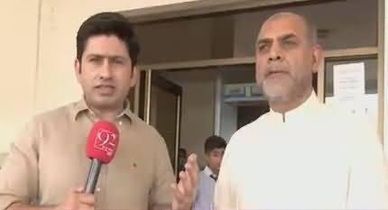 Hum Dekhain Gaay (Wazirabad Hospital Active Na Ho Saka) – 23rd April 2017