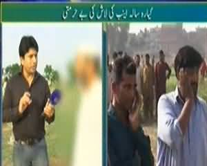 Hum Log (Abuse of 11 Years Old Girl Dead Body) - 29th March 2014