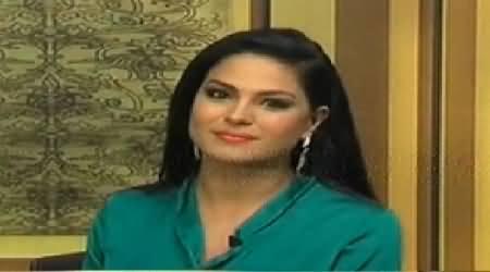Hum Log (Drama Queen Veena Malik Exclusive Interview) – 29th November 2013