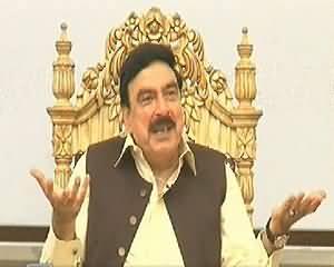 Hum Log (Exclusive Interview of Sheikh Rasheed) – 22nd February 2014