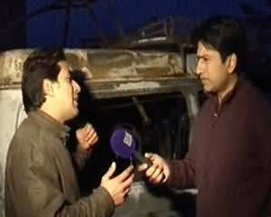 Hum Log (Haadsa Ya Ghaflat?) - 10th January 2014