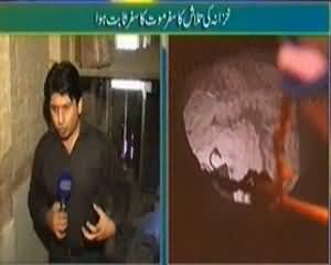 Hum Log (Khazana Talash kartey Huwey Naujawan Mara Gya) - 19th April 2014