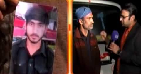 Hum Log (Kis Ke Haath Pe Apna Laho Talaash Karon) – 21st March 2015