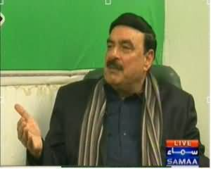 Hum Log (Sheikh Rasheed Ahmad Exclusive Interview) – 20th December 2013