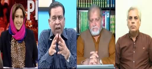 Hum Meher Bokhari Kay Sath (TLP's Violent Protests) - 27th October 2021