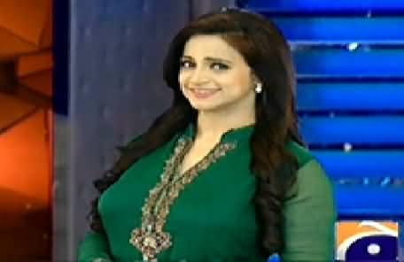 Hum Sab Umeed Say Hain – 11th August 2014