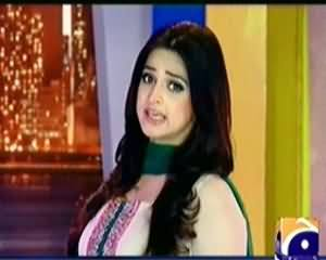 Hum Sab Umeed Say Hain – 21st April 2014