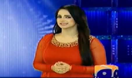 Hum Sab Umeed Say Hain – 21st July 2014