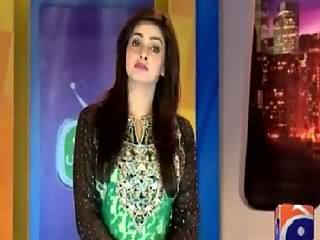 Hum Sab Umeed Say Hain on Geo News – 11th August 2015