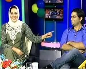 Hum Sub (Eid kay Din Maroof Anchors kay Sath) - 10th August 2013