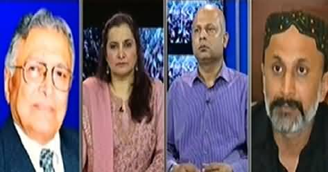 Hum Sub Part-2 (Special Transmission on PTI Jalsa in Lahore) – 28th September 2014