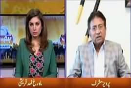Hum Sub (Pervez Musharraf Exclusive Interview) – 22nd March 2017