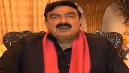 Hum Sub (Sheikh Rasheed Exclusive Interview) – 14th March 2015