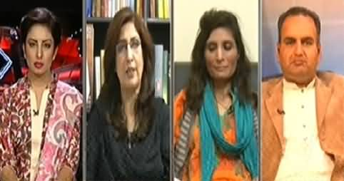 Hum Sub (What Will Be the Result of PTI's Plan C?) - 12th December 2014