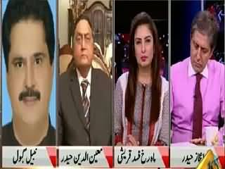 Hum Sub (Who Is Behind Attack on Rasheed Godil) – 18th August 2015