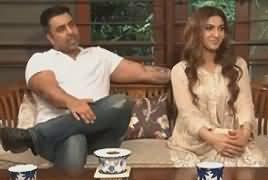 Humhare Mehman (Guest Sana Fakhar And Fakhar Imam) – 9th September 2018