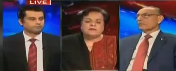 Hussain Haqqani Organized A Conference In London Against Pakistan Army - Shireen Mazari
