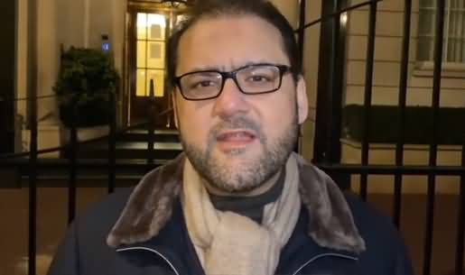 Hussain Nawaz's Video Message From London For Hazara Community People