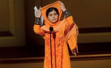 I am afraid of ghosts but not of Taliban - Malala Yousafzai