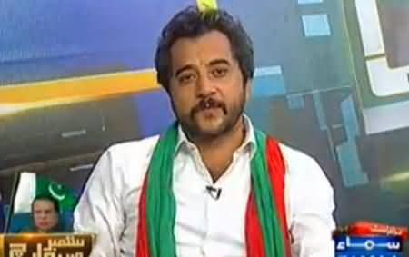 I am with PTI from the Day One, Actor Kashif Mehmood Telling Why He is with PTI