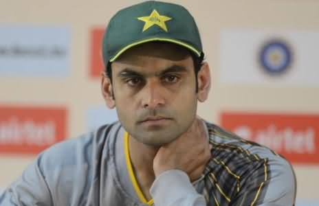 I Apologize From the Nation But I will Not Resign From Captaincy - Muhammad Hafeez
