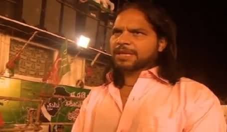 I Became Popular in Whole World Due to PTI, DJ Butt Talking to Media